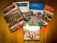 Weymouth History Books ISBN's 1-97859-375846/1-871164-37-0/1-871164-51-6/1-871164-42-71-871164-44-3