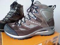 AKU Transalpina Mens Gortex Walking Boots Size UK 11 EU 46 Nearly New