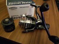 Fladen Secret Water RD30 Rear Drag Specimen Reel