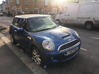 2007 MINI COOPER S 1.6 Super Charger 3-door Hatchback Manual with service histroy