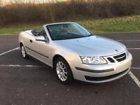 Saab convertible linear
