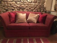 LAURA ASHLEY 3+2 SOFAS STUNNING CAN DELIVER FREE