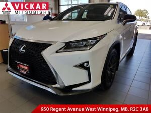 2016 Lexus RX 350 F SPORT/ 12.3 Display/Navigation
