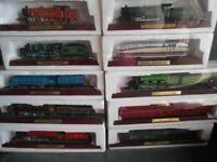 NEW MODEL TRAIN ENGINE LOCOMOTIVE COLLECTIBLES