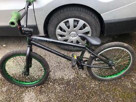 Verde eon bmx bike