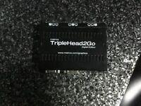 Matrox TripleHead2Go Digital Edition (T2G-D3D-IF) Graphics Card