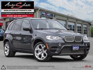 2013 BMW X5 xDrive35d AWD ONLY 99K! **DIESEL** TECHNOLOGY PKG...