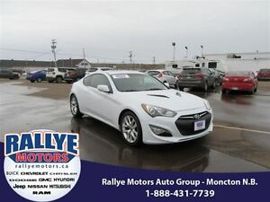 2015 Hyundai Genesis Coupe Premium! NEW TIRES! Back-Up! Nav! Hea