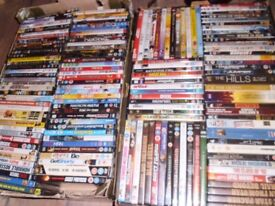 DVD Bundle (X 180 Approx') ALL SEALED NEW