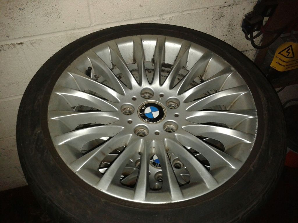 Find great deals on eBay for Multi Spoke Alloy Wheels in Vehicle Wheels with Tyres. Shop with confidence.