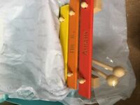 My 1st years Xylophone