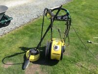 Karcher Pressure WAsher 670 m with attachments