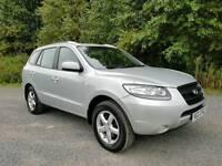 2007 Hyundai Santa Fe GSI 2.2 CRTD Auto 7 Seater 4X4! FULL SERVICE HISTORY! LOVELY EXAMPLE!