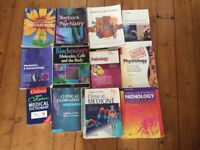Medical undergraduate text books for medical students