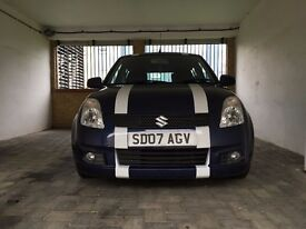 Suzuki Swift (With Sports Exhaust and Induction kit)