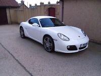 2009 Porsche Cayman S 3.4 FPSH *Immaculate Condition*