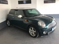 MINI COOPER 1.6 DIESEL, 2007, PLATE INCLUDED, FULL MOT, 6 MONTHS WARRANTY, £30 ANNUAL TAX.