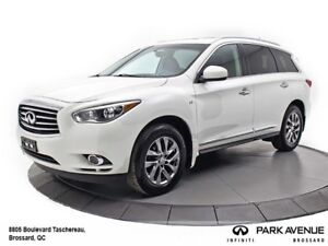2015 Infiniti QX60 **7 PASSAGER** AWD CAMERA CUIR TOIT MAGS
