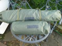 FOX ROYALE CLASSIC BIVVY WITH OVERWRAP