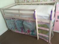 Cabin bed ( mattress and tent not included)