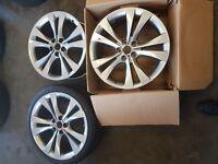 3x Vauxhall Insignia SRi VX-Line Wheels (-2015)