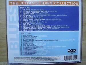 "FS: ""The Ultimate Blues Collection"" Limited Edition 2-CD Box Set London Ontario image 2"