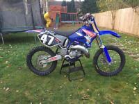 Yz 125 03 swap for 250 4 stroke motocross