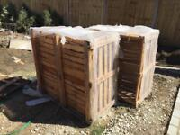 FREE timber pallets and fence panels COLLECTION ONLY