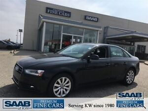 2013 Audi A4 NO ACCIDENTS AWD ONE OWNER LOW KM'S NAVIGATION HEA