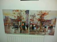 Street photo, lovely colours