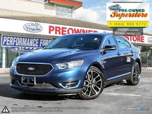 2017 Ford Taurus SHO~~~CAP Unit, AWD, NAV~~~