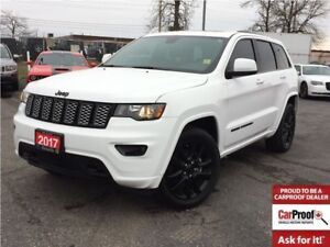 2017 Jeep Grand Cherokee ALTITUDE PACKAGE**SUNROOF**NAV**BACK UP