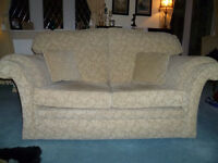 two seater and three seater sofa
