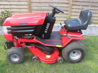 brand new battery , start button, mulching deck ,starts first time , great mower ,