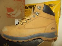 USED WORKWEAR AT LOW PRICES-SAFETY BOOTS AND CLOTHING-DEWALT-HYENA-SITE WORKWEAR CLEARANCE