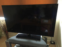 46 INCH SAMSUNG LED SMART TV (GOOD CONDITION)