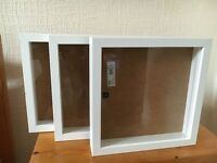 3 IKEA frames ( 23x23cm)