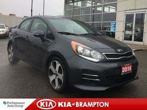 2016 Kia Rio SX NAVI LEATHER SUNROOF BLUEOOTH LOADED!!