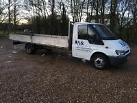 Ford transit truck massive 19ft body 06 plate cheap £2200