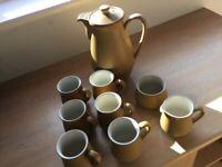 Denby Vintage pottery