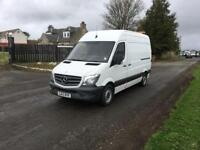 2013 MERCEDES SPRINTER 313 MWB##1 OWNER DIRECT##