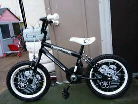 Kids star wars bike