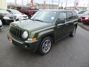 2009 Jeep Patriot 4WD Sport