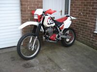 honda xr400r road registered mot till 05.09.2017