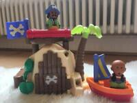 ELC Early Learning Centre Happyland Pirate Cove