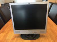 HP 17 inch PC Monitor (HP Pavilion F1723)
