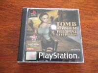 PLAYSTATION 1 TOMB RAIDER : THE LAST REVELATION EXCELLENT CONDITION