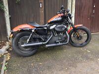 Harley Davidson Nightster 2008