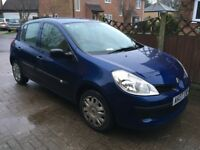 Renault Clio Expression Great first car
