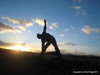 Yoga Classes in Kinross